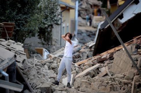 Italie : Solidarité des communistes avec les populations touchés par le séisme